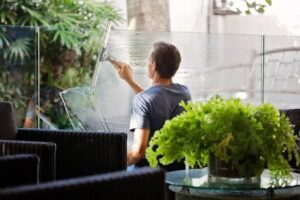 Window Cleaning and Interior Construction Cleaning Business For Sale
